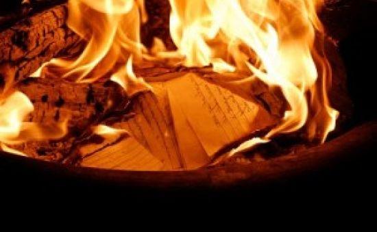 New Year Ceremony – Burn Baby Burn